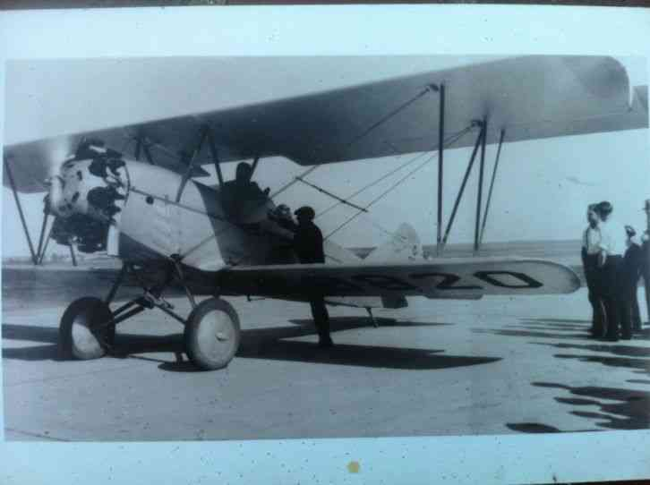 Travel Air  Biplane For Sale