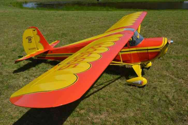 1939 Aeronca Chief SHOW PLANE possibly the Lowest time 1939 Aeronca in the  world with only 1284 TT