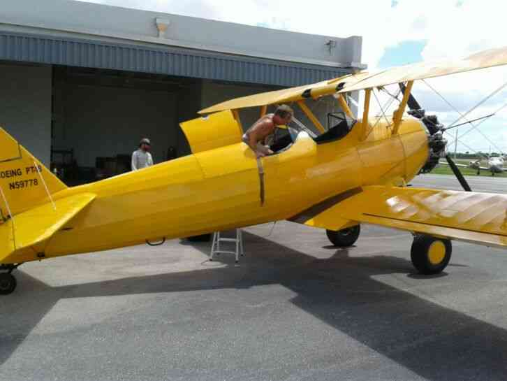 airplane stearman