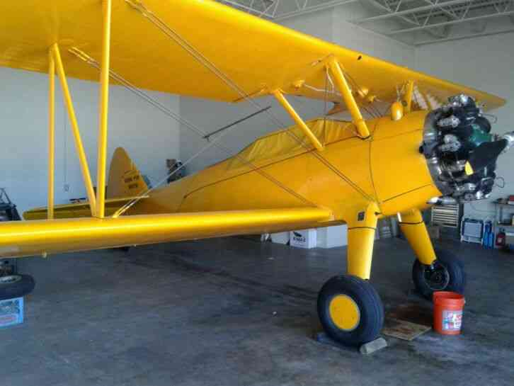skystearman ultralight