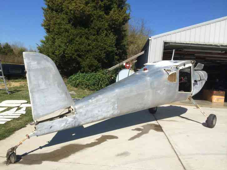 Cessna 1946 1946 140 N89027 Sn8031 This Airplane Just