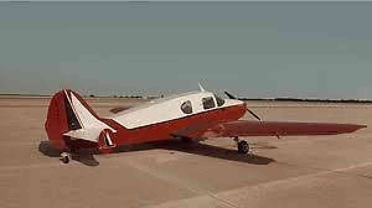 bellanca airplane
