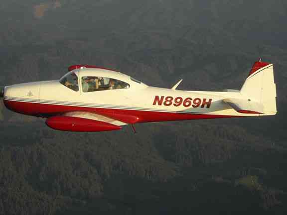 navion airplane
