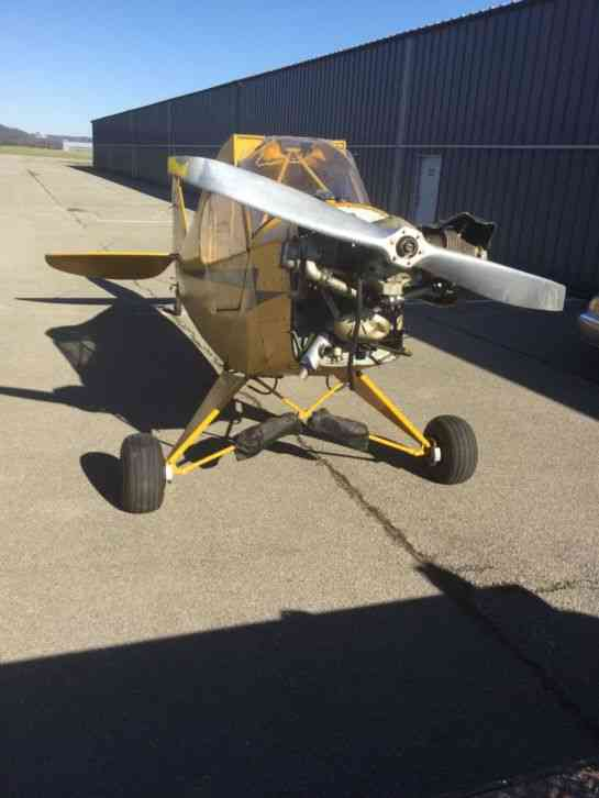"Used Engine For Sale >> Piper : ""Aircraft was Ground Loop"" 1947 GT Aviation Parts rv8240z (4230 )"