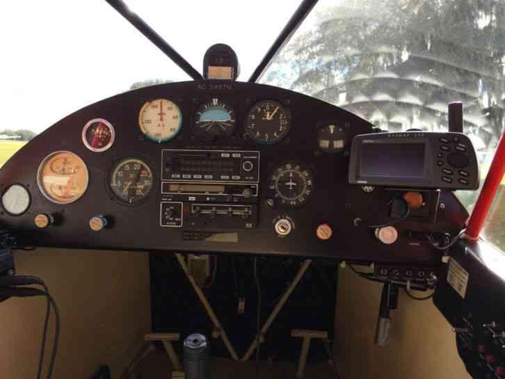 1947 Piper Pa 12 Super Cruiser   Piper   Pa 12 Super