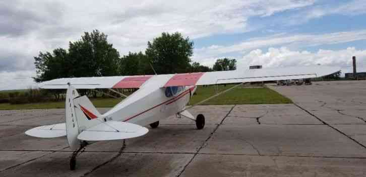 ultralight tailwheel