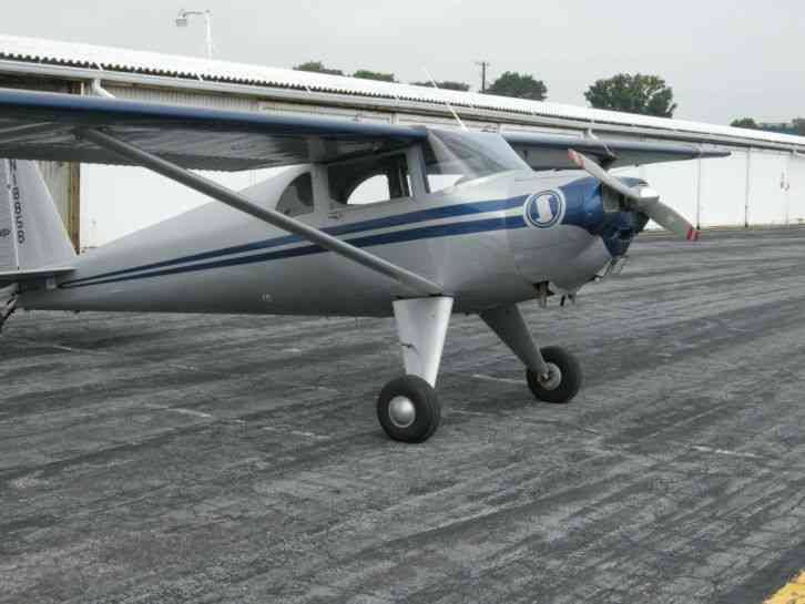 """Dings And Dents >> Luscombe : """"Airplane is in excellent condition and flies ..."""