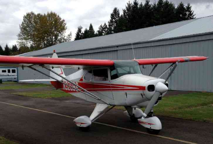 piper tri pacer    u201c airplane  great flyer  flown regularly