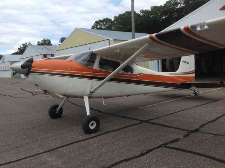 "Bush Plane For Sale >> Cessna 180 : ""Make an excellent bush plane, Low airframe time, Great engine"