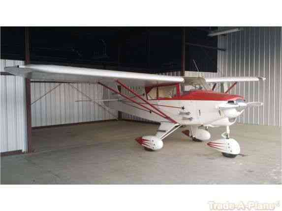 """""""This 1961 plane is in fantastic condition for its age  Normal ware and  tear  No known issues """" PA"""