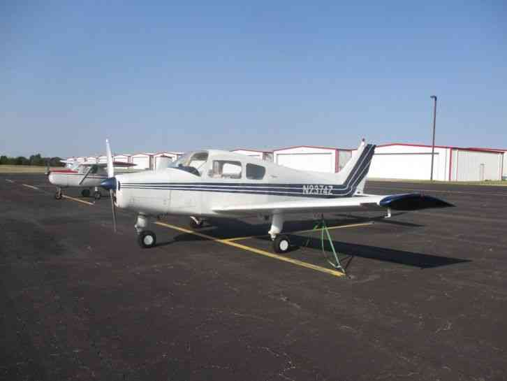 1962 BEECH 23 MUSKETEER, ONLY 2,400 TT. 1475 SMOH 160 H.P., NEEDS A LITTLE HELP,