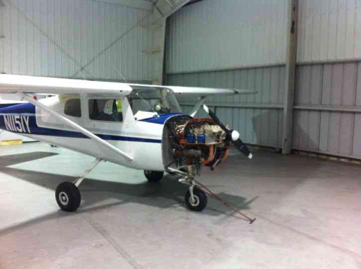 cessna 1962 1962 150b  n1151y  straight tail  manual Garmin GNC 300 Used Garmin 300XL