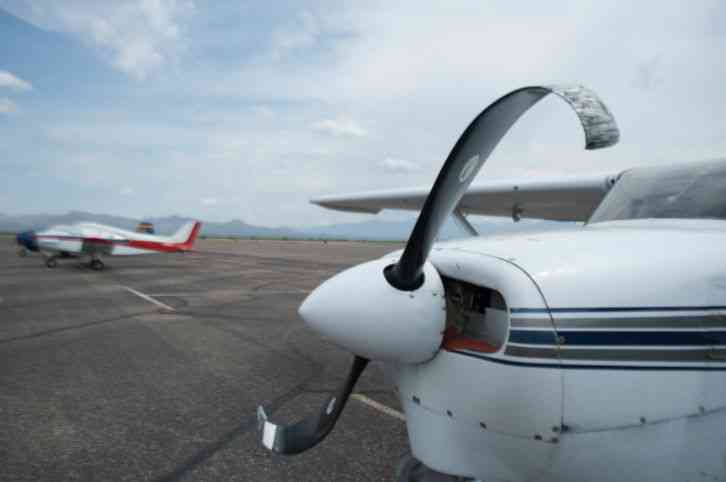Cessna Prop Strike Inspection Required Minor Sheet