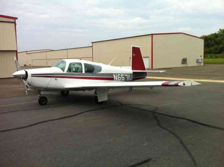 Mooney Fly Fast At 150 Mph For Cheap 1962 1962 M20c For Sale