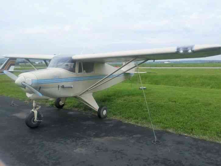 """""""Project Aircraft Some repair needed  Please see details """" 1962 Piper Wings  of Hope has a classic"""