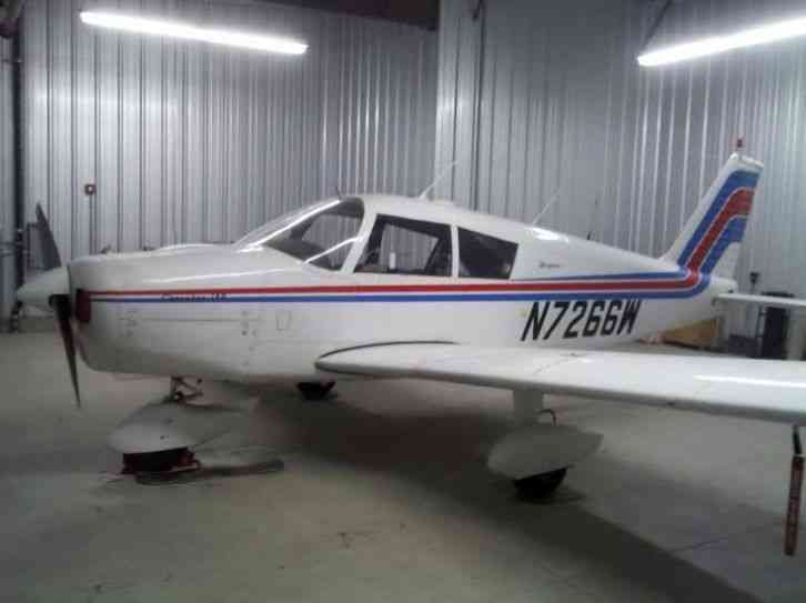 Piper For Sale By: Private : Cherokee 180 1963