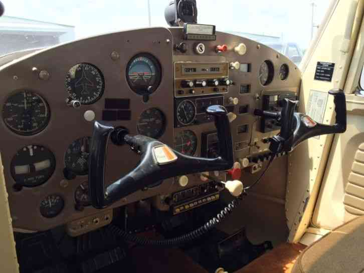 Cessna Very Nice Condition 1964 This Is A Very Clean