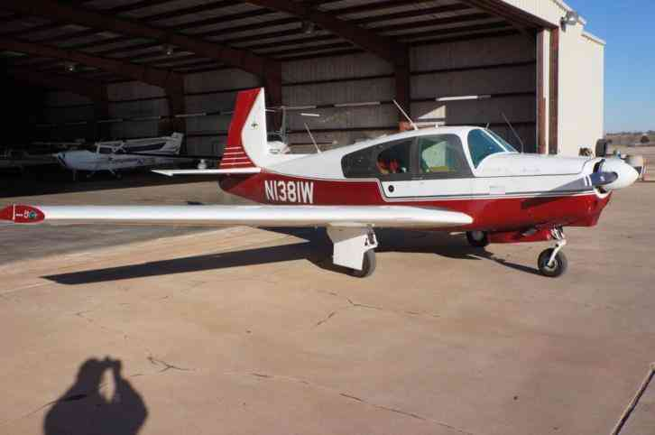 1964 Mooney M20c Mark 21 Well Cared For Mooney Aircraft Is Used