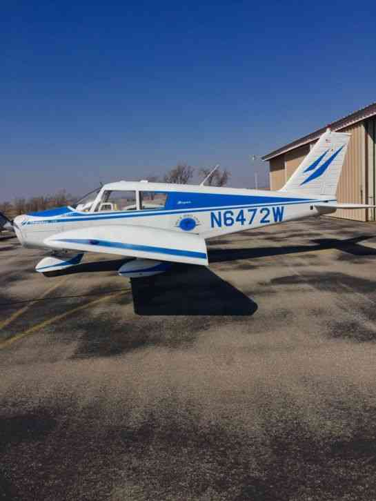 Piper 1964 This is a 1964 Piper Cherokee 140 plane for sale Very Economical  150 HP Lycoming Would