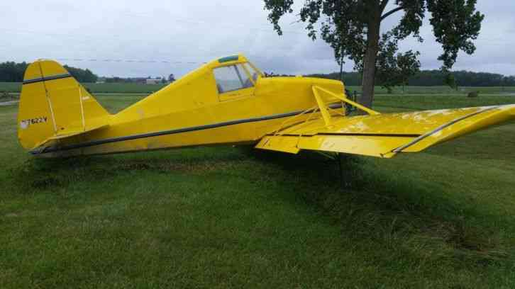 Callair A9 1965 Barn Find Very Complete Except Engine IO540 And