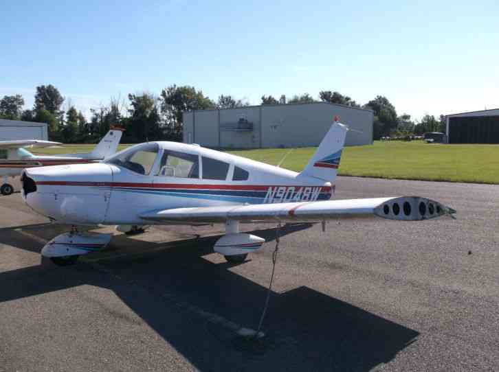 1965 PIPER PA 28 235, CHEROKEE 235, ONLY 3922 HOURS TOTAL AIRFRAME TIME,  PROJECT AIRFRAME, COMPLETE
