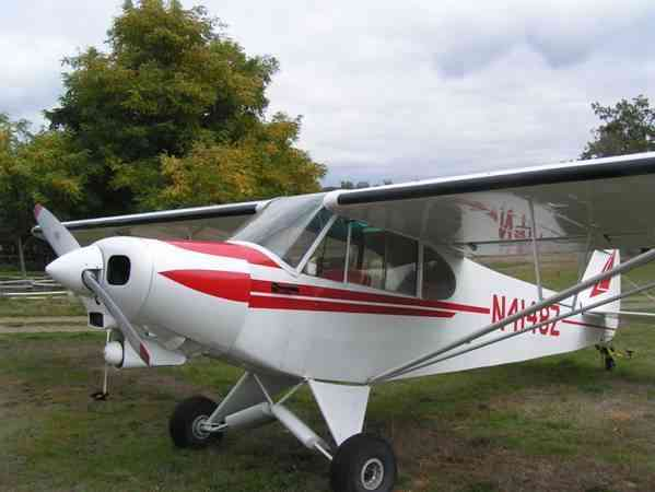 Bush Plane For Sale >> Piper : 1965 For Sale 1965 180 Super Cub, N4148Z, recently refurbished. 50