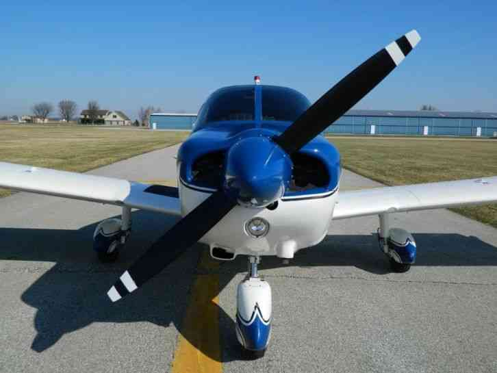 """""""No problems with it """" Piper 1966 1966 Piper Cherokee 180 up for sale  Low  total time, very low"""