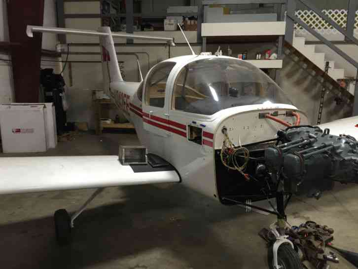 1966 Piper Tomahawk Beautiful Unfinished Project Great