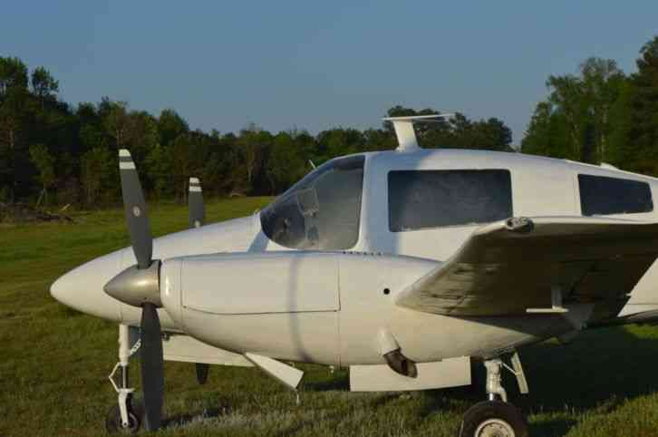 Beagle 206b 1967 1967 Series 2 Aircraft Big Twin Small