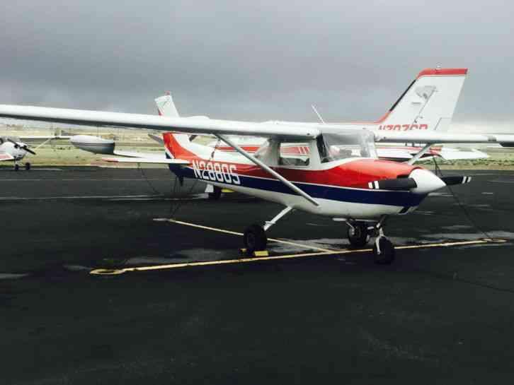 500 Gallon Fuel Tank >> 1967 Cessna 150G 150 Hoursepower, STOL kit, flap & aileron ...