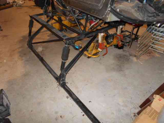 Hughes : 1967 Up for sale is a damaged 269a th55 that I purchased in