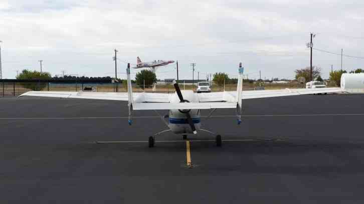 This aircraft has been donated to our charity since the owner no longer  needs it  It is hangared at
