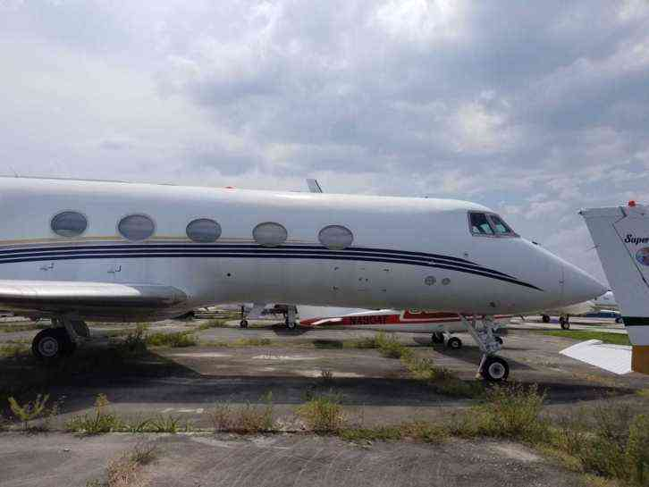 business gulfstream