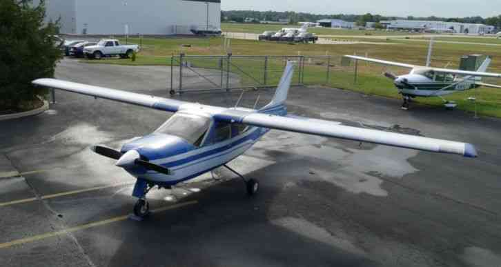 cessna manufactured