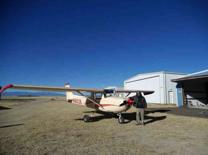 cessna 1972 1972 150l trainer commuter airplane just