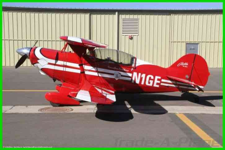 pitts airplane