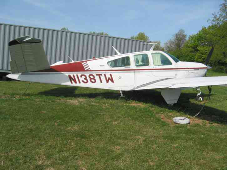 Beech Paint 6 10 Interior 8 10 Engine Runs Strong Last Annual 2012 Must