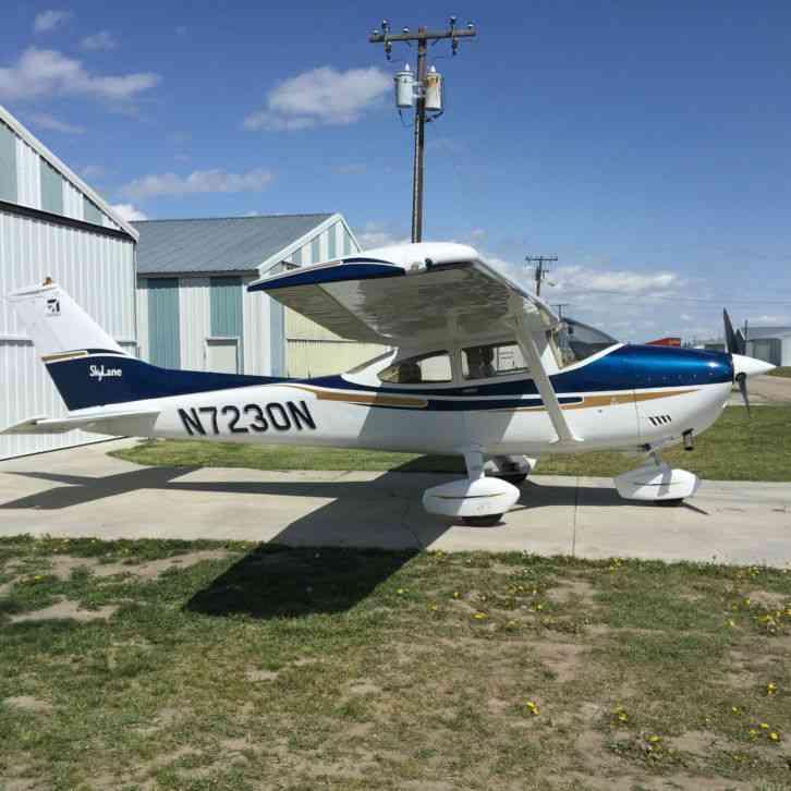 1974 Cessna 182P Completely Refurbished Garmin panel HSI