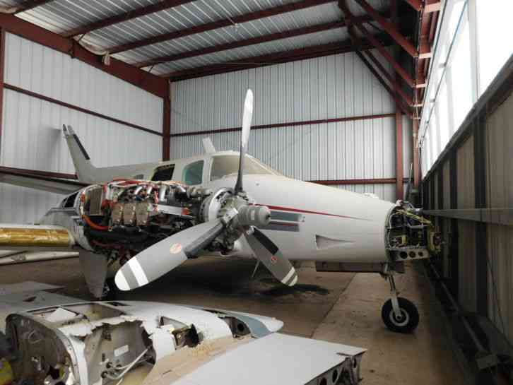 """""""PARTS ONLY"""" Beech 1975 Selling a 1975 Beech Duke for parts ONLY  There  will be no bill of sale  Has"""