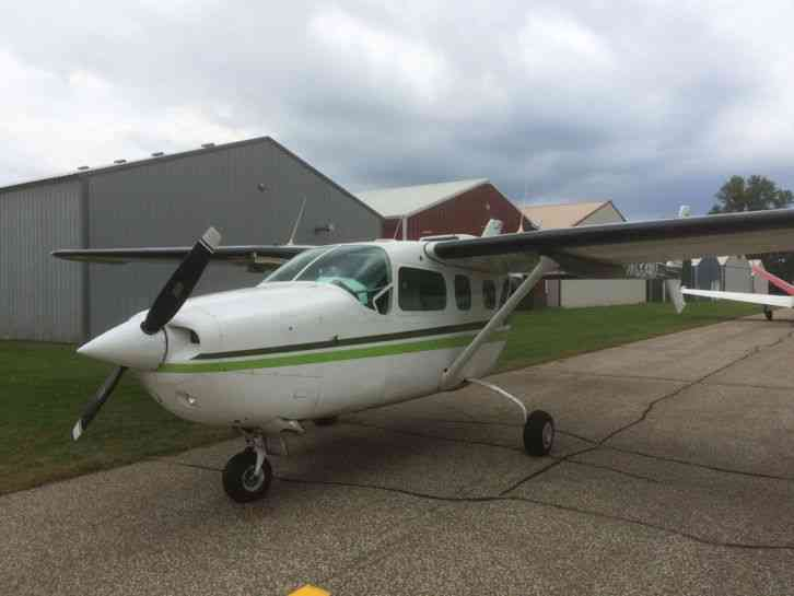 Cessna Skymaster Good Condition Ndh No Corrosion All