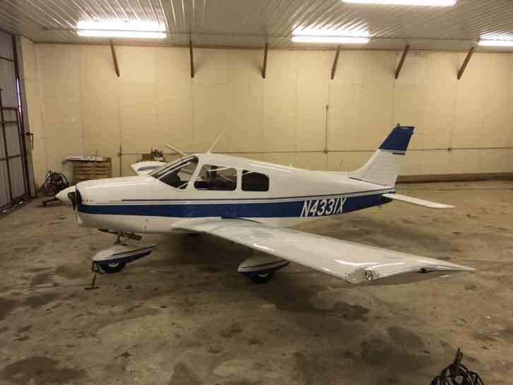 "Used Jeep Cherokee For Sale >> Piper PA 28 140 : ""New Paint in 2013 & Excellent Interior ..."