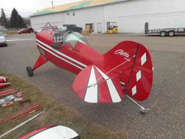 pitts ultralight