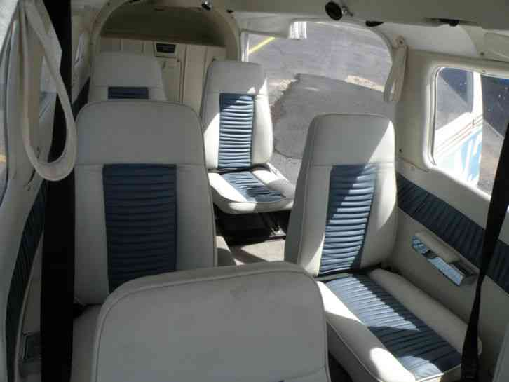 """Auto Touch Up Paint >> Piper PA 32R 300 Lance (low tail) : """"No defects, minor ..."""