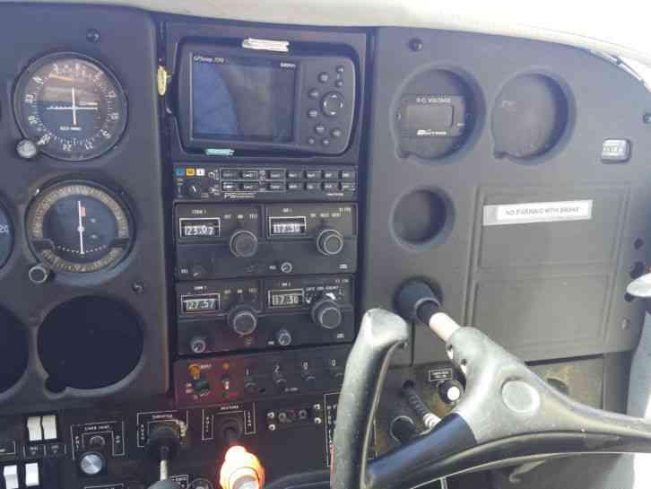 Cessna 172 N 1977 1737 Smoh 11 753 Tt Propeller 1105 Spoh New Paint