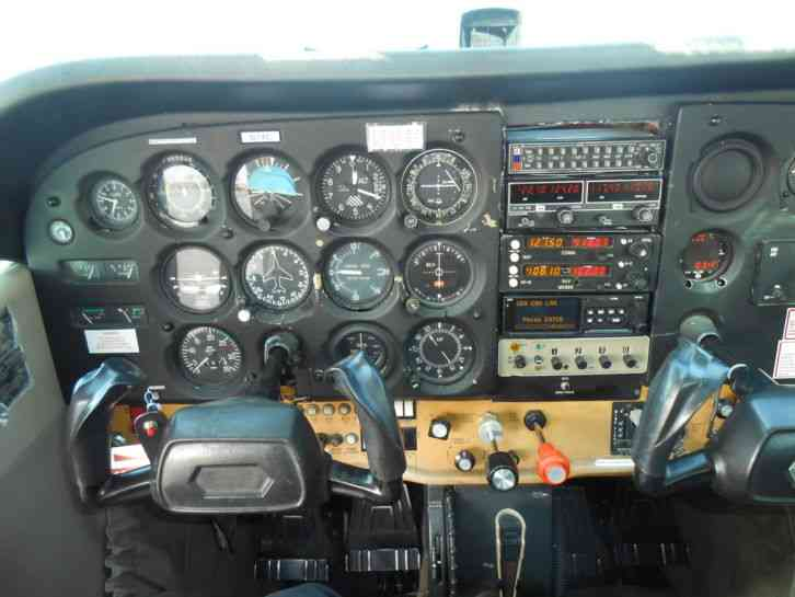 Cessna 172 N Skyhawk 180 Conversion This Airplane Is In