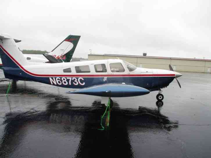 1978 PIPER LANCE, NORMALLY ASPIRATED, 4,445 TT, 669 SMOH, LOPRESTI COWL AND ALL