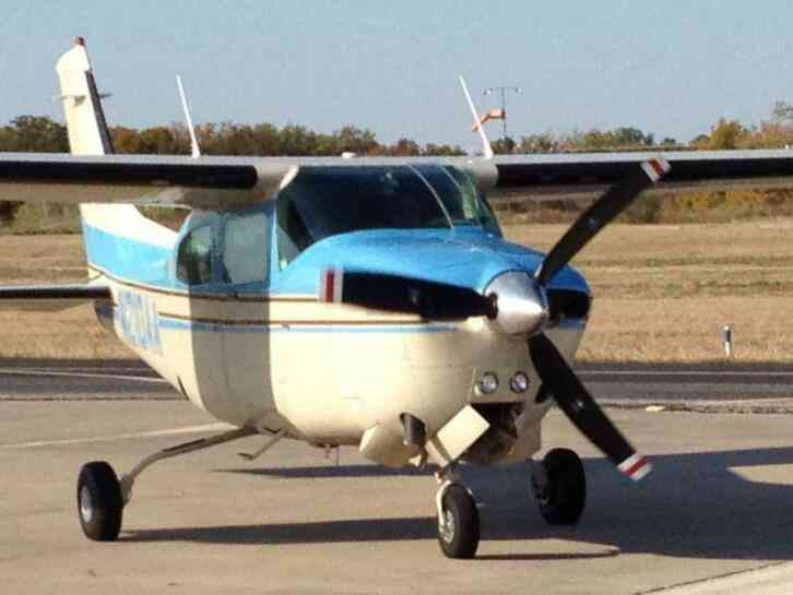equipment skycessna