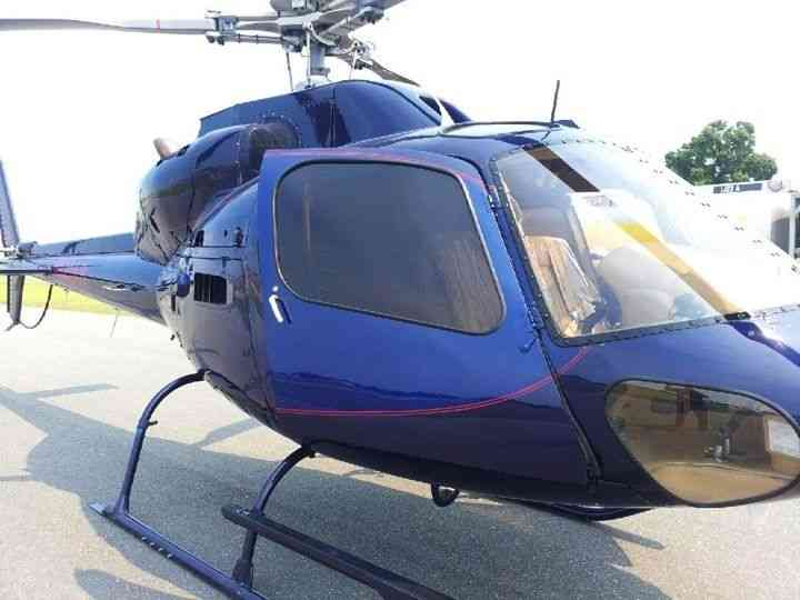 "1991 EUROCOPTER AS-355F-2 ""VIP"" HELICOPTER"