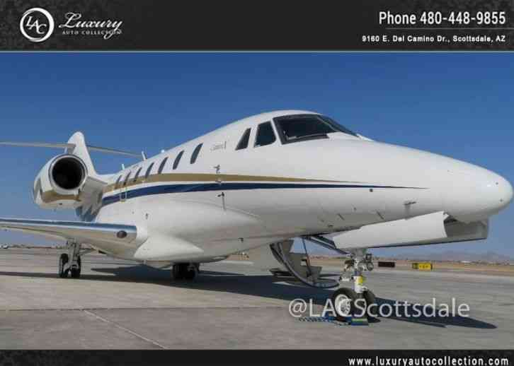 2001 Cessna Citation X | SN:750-0140