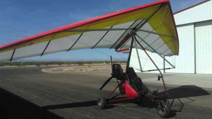 2004 Top Dog 2-place weight shift control aircraft trike